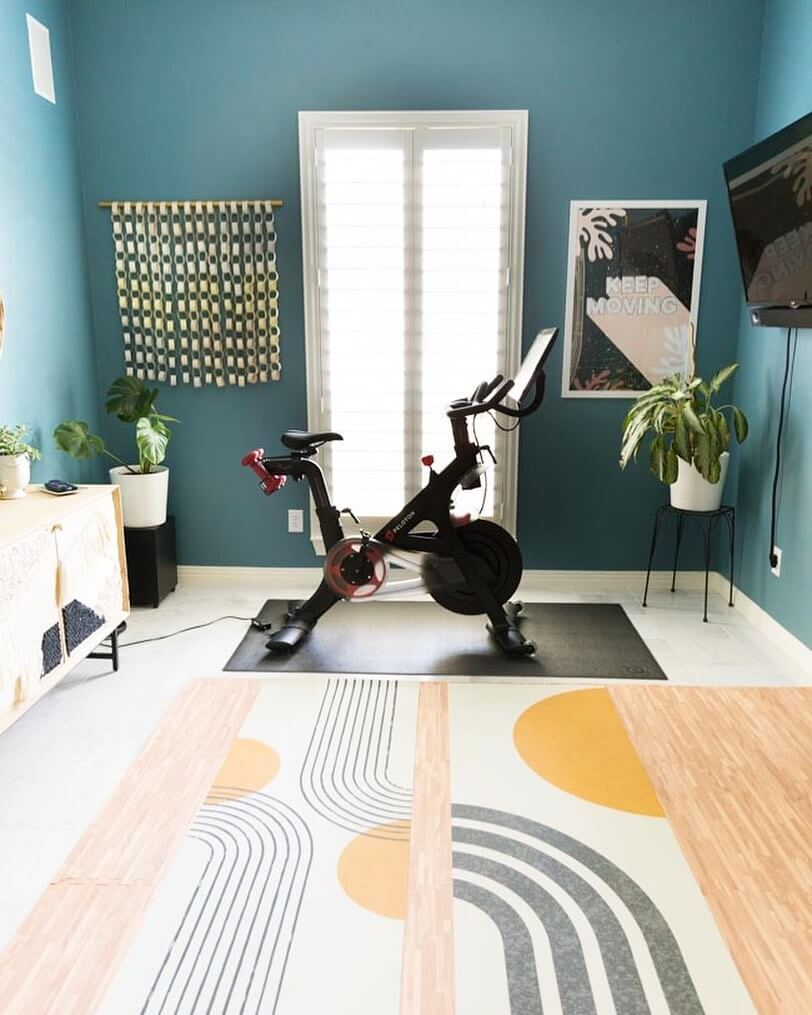 home gym / how to start working out