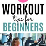 how to start working out / girl exercising