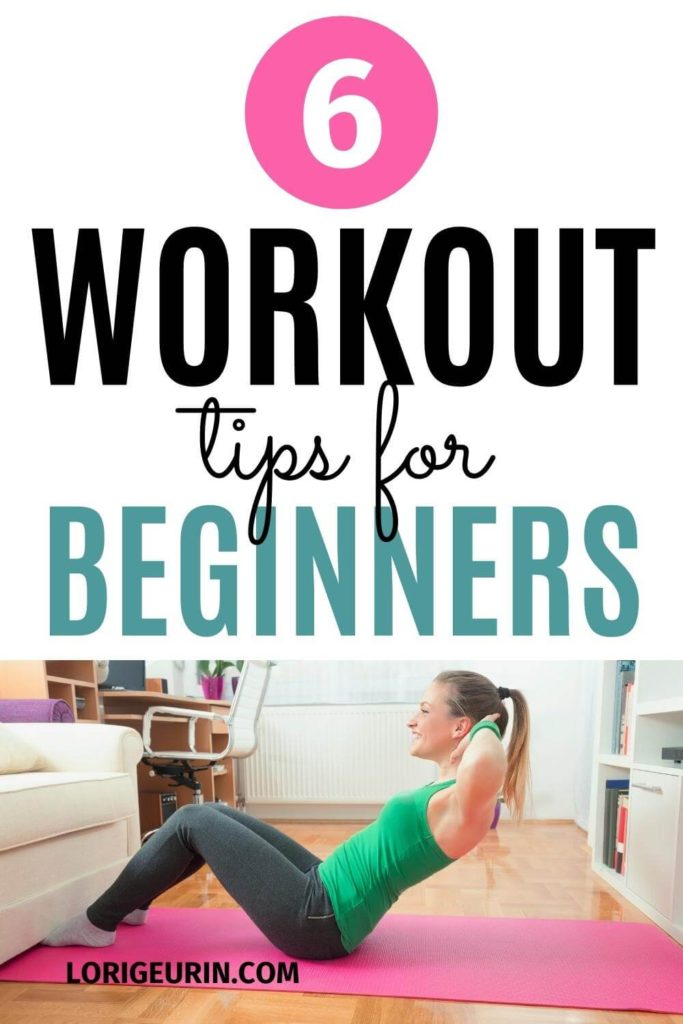 how to start working out for beginners