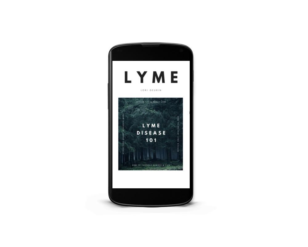lyme disease 101 ebook
